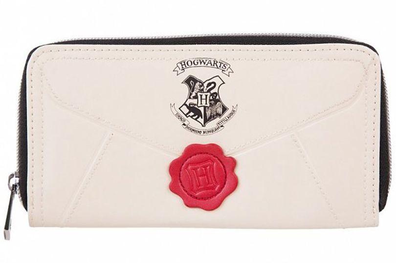 HARRY POTTER - Letter Ladies Wallet_4
