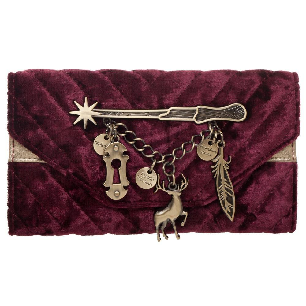 HARRY POTTER - Advanced Wizardry Flap Wallet