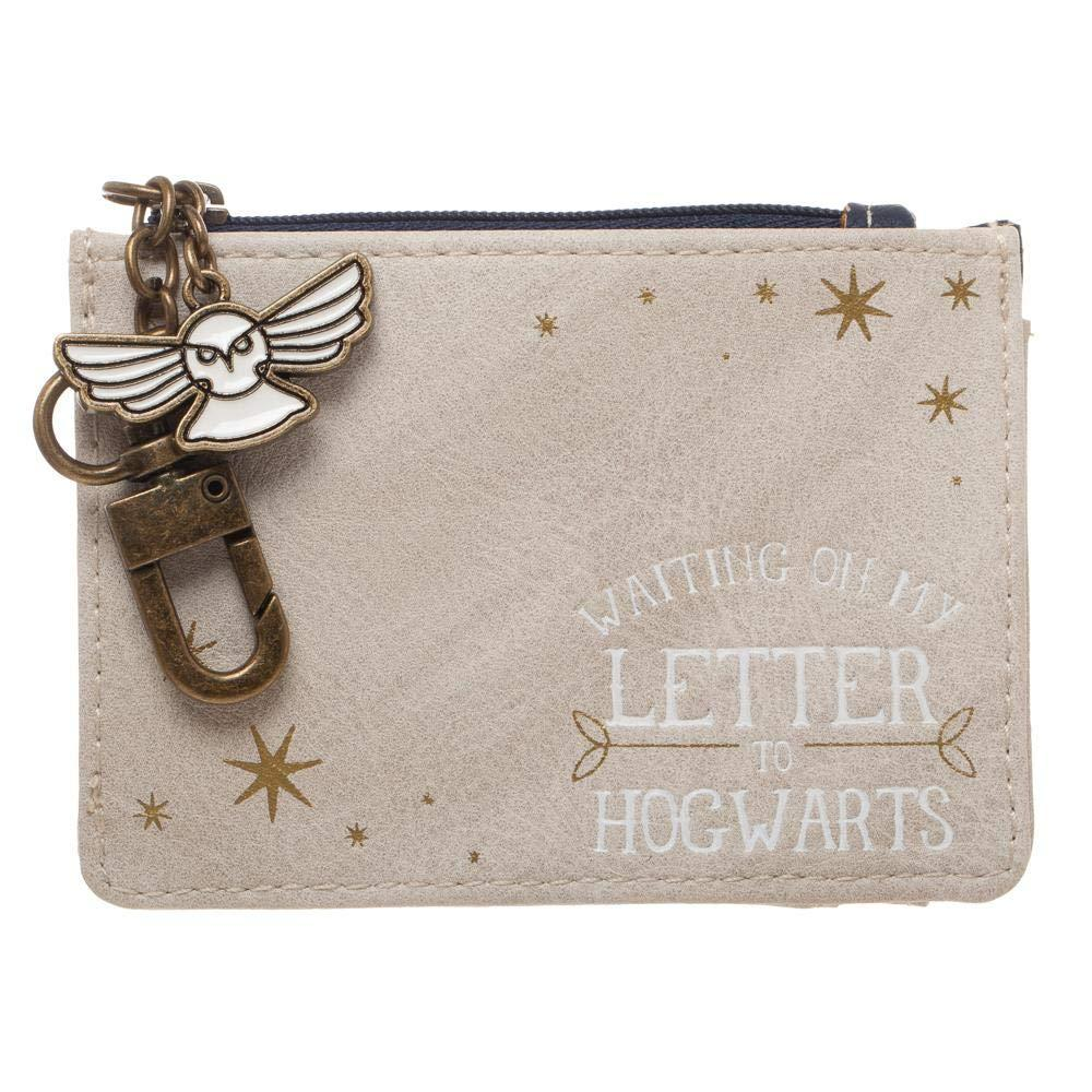 HARRY POTTER - Hedwig Coin Pouch with Metal Charm