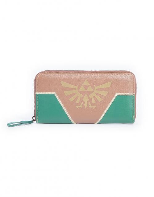 NINTENDO - Zelda Zip Around Wallet