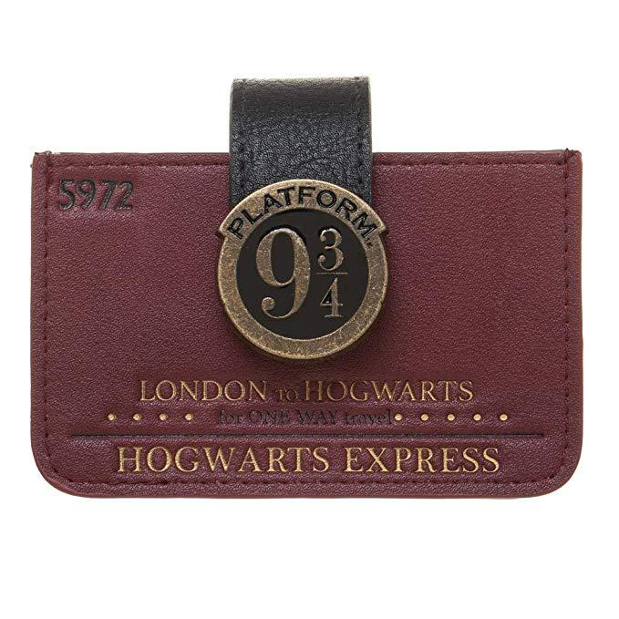 HARRY POTTER - 9 3/4 Card Wallet