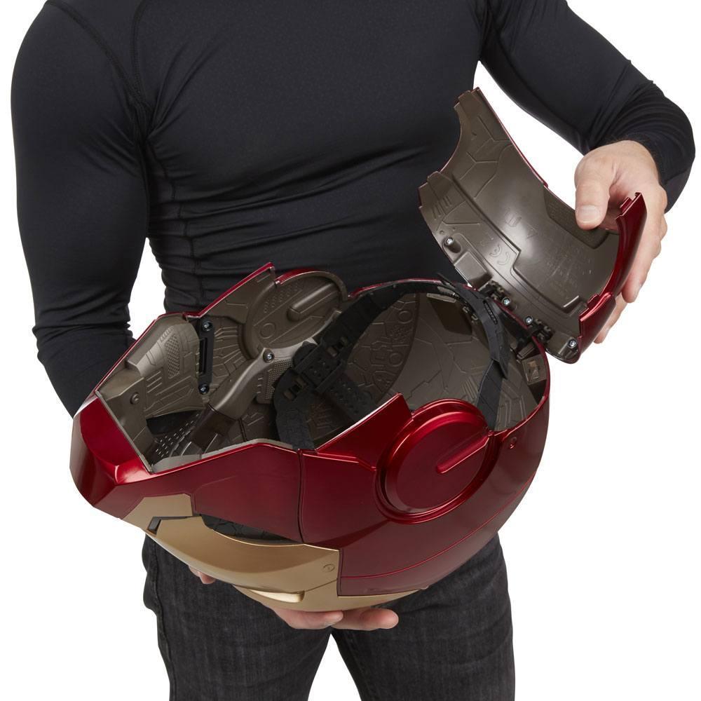 MARVEL - Marvel Legends - Casque Electronique - Iron Man_4