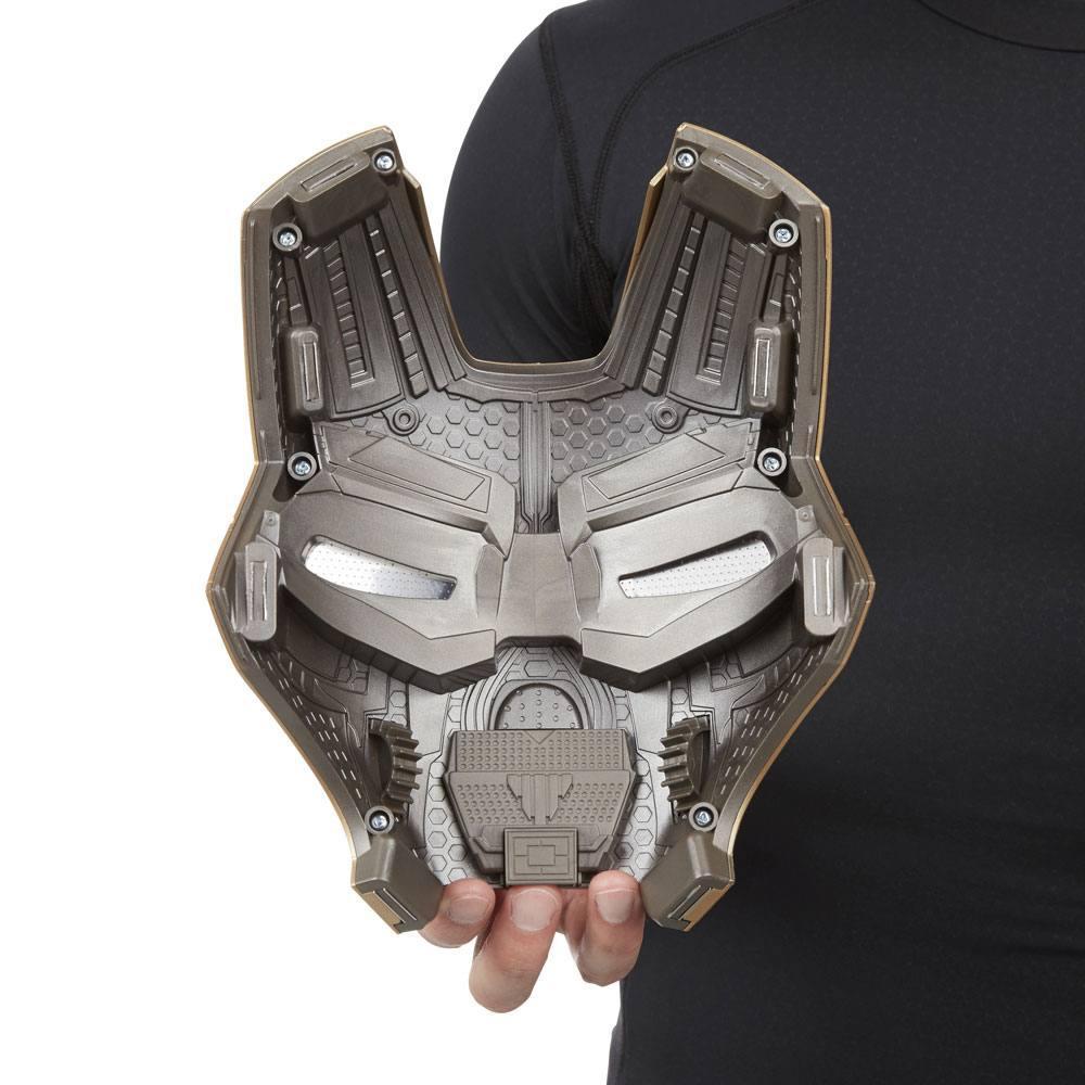 MARVEL - Marvel Legends - Casque Electronique - Iron Man_5