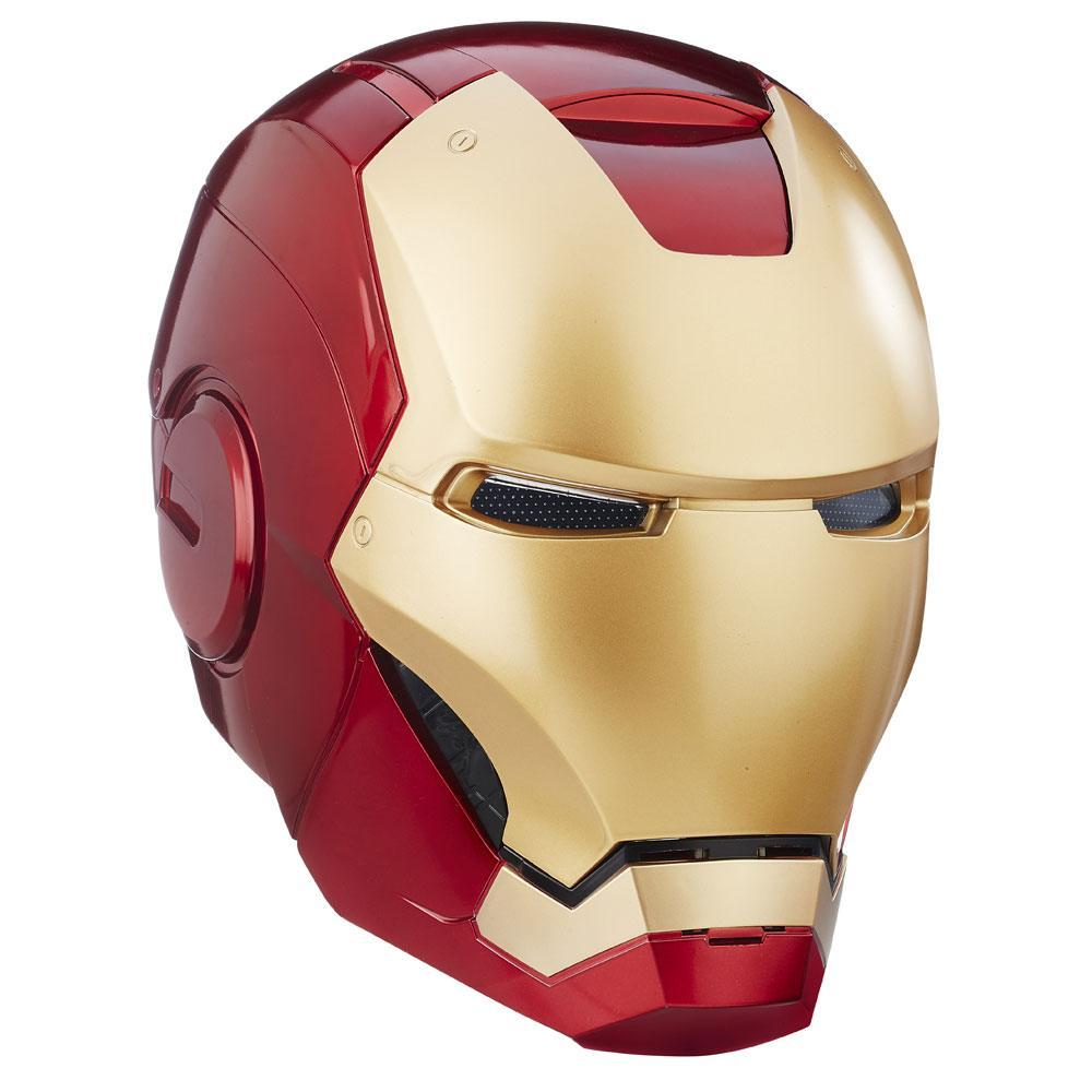 MARVEL - Marvel Legends - Casque Electronique - Iron Man_6