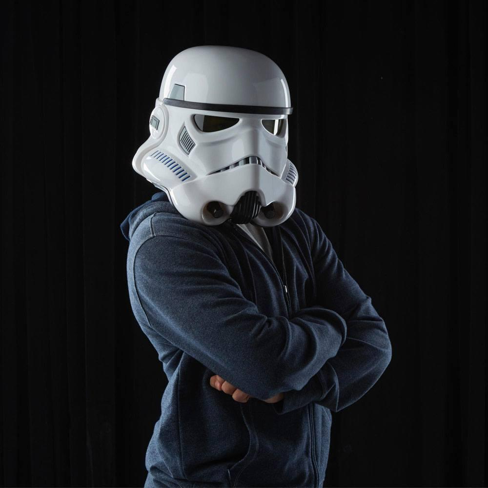 STAR WARS - Rogue One - Casque Electronique - Imperial Stormtrooper