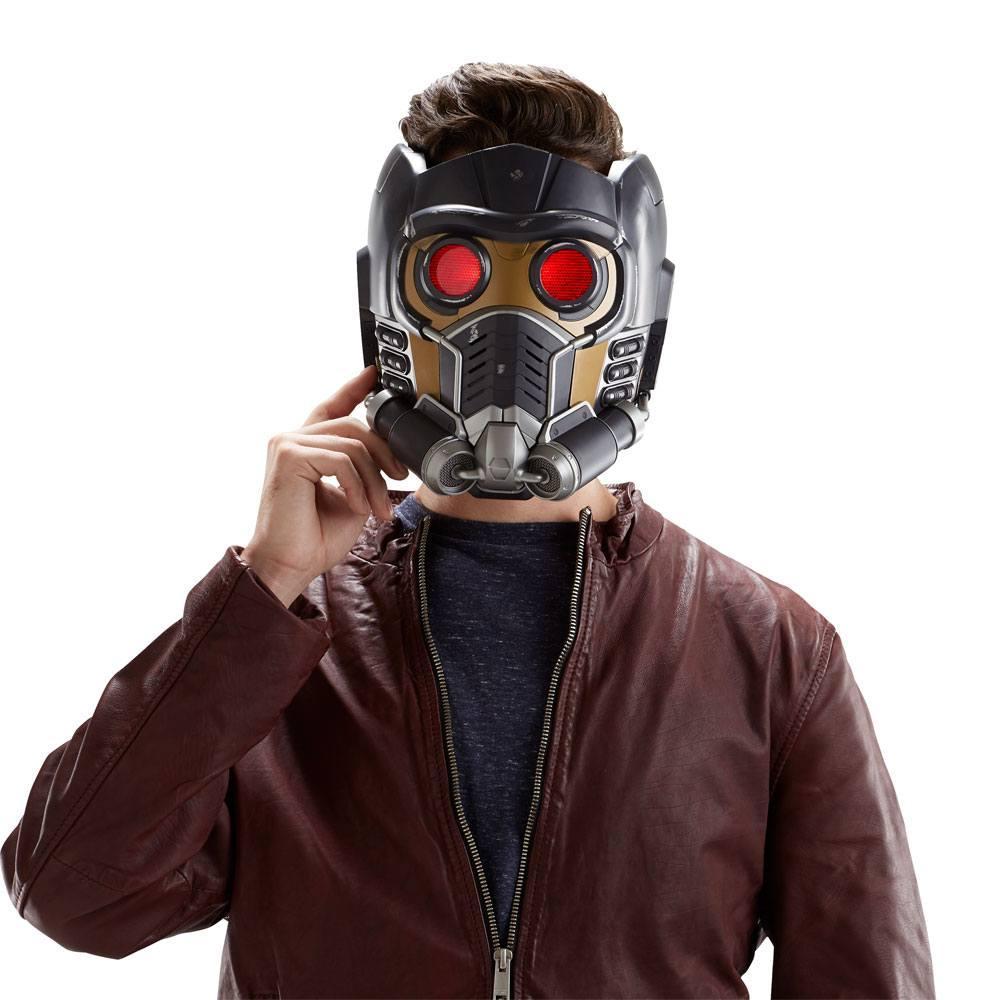 MARVEL - Marvel Legends - Casque Electronique - Star Lord_3
