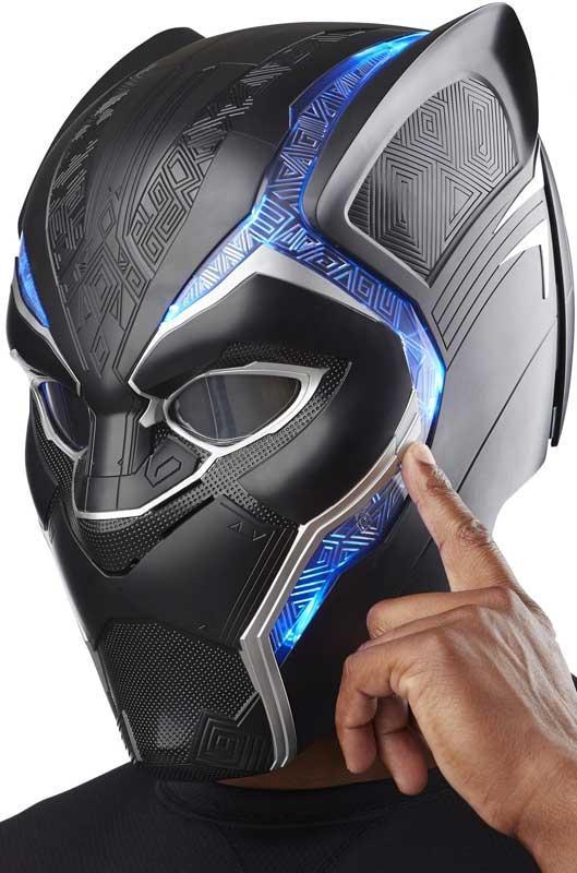 MARVEL - Marvel Legends - Casque Electronique - Black Panther_3