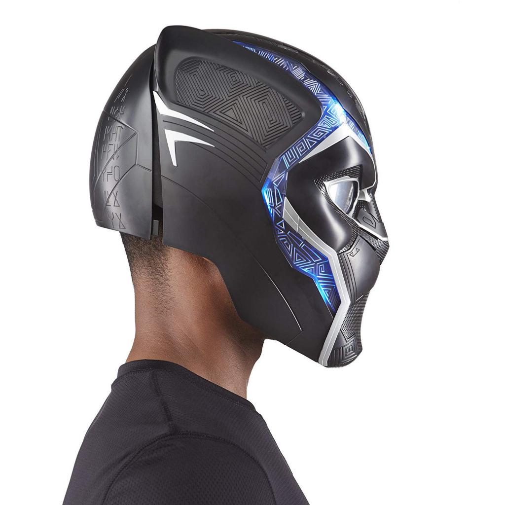 MARVEL - Marvel Legends - Casque Electronique - Black Panther_4