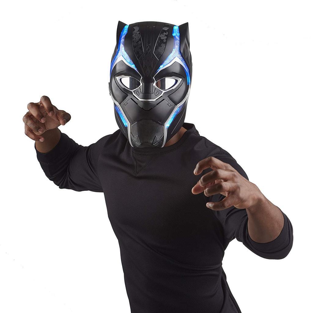 MARVEL - Marvel Legends - Casque Electronique - Black Panther_5