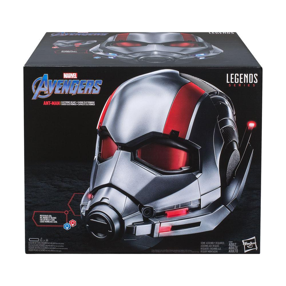 MARVEL - Marvel Legends - Casque Electronique - Ant-Man