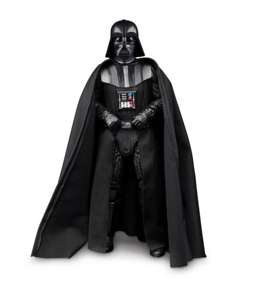 STAR WARS IV - Darth Vader - Figurine Black Series Hyperreal 20cm
