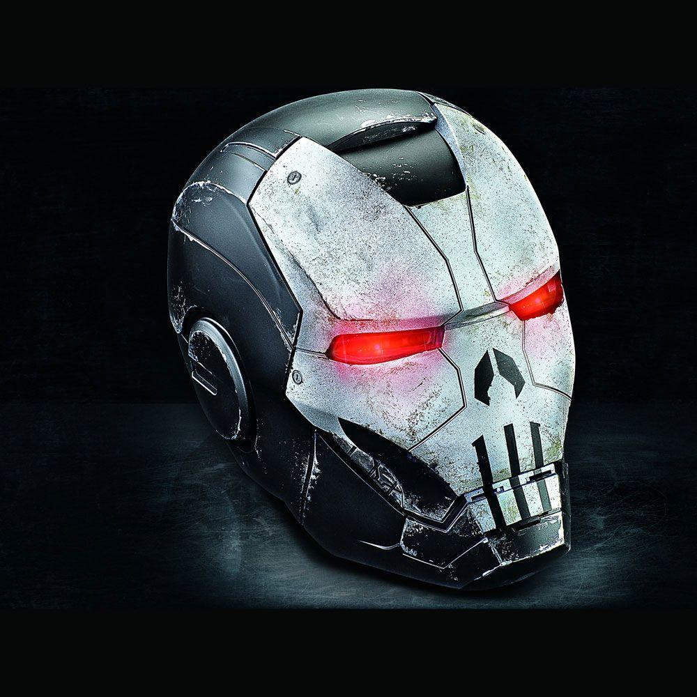 MARVEL - Marvel Legends - Casque Electronique - Punisher War Machine_1