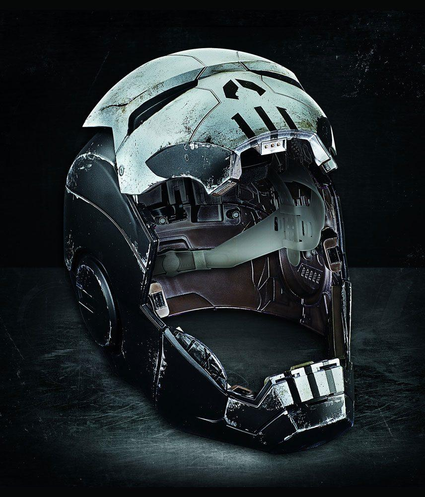 MARVEL - Marvel Legends - Casque Electronique - Punisher War Machine_2