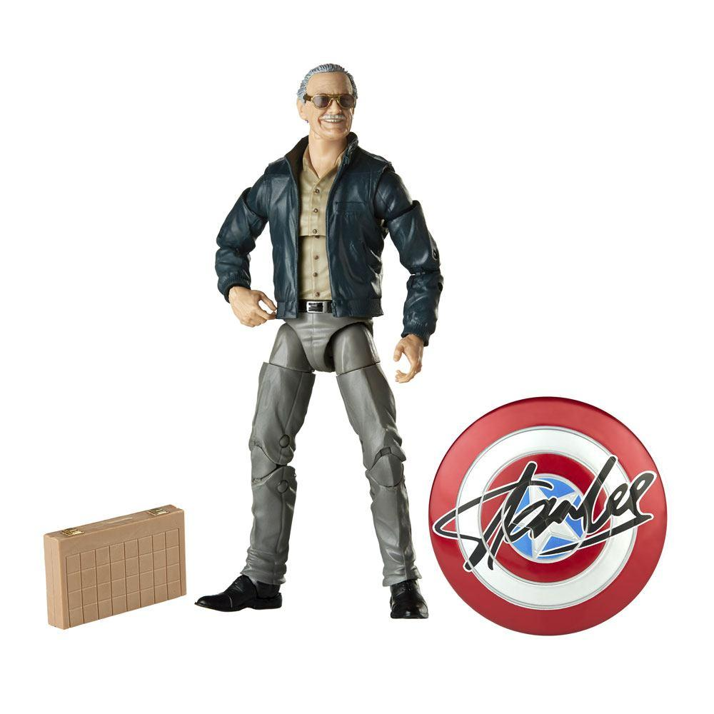 MARVEL - Legends Series Figurine Stan Lee - 15cm_3