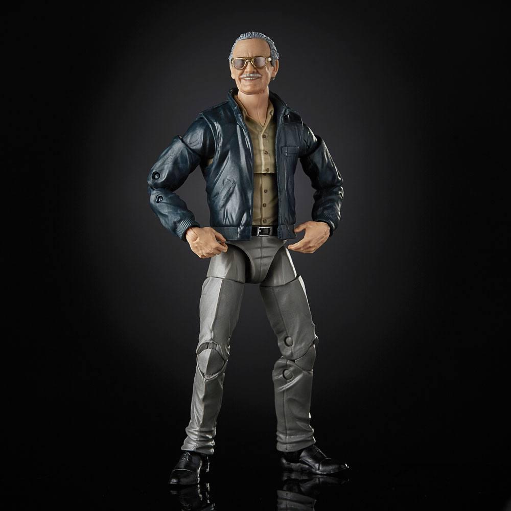MARVEL - Legends Series Figurine Stan Lee - 15cm_4