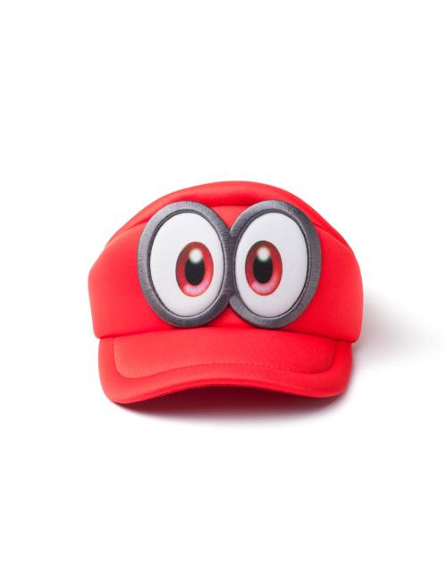 NINTENDO - Casquette Kids - Super Mario Odyssey