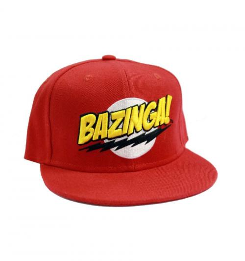 THE BIG BANG THEORY - Casquette - Bazinga