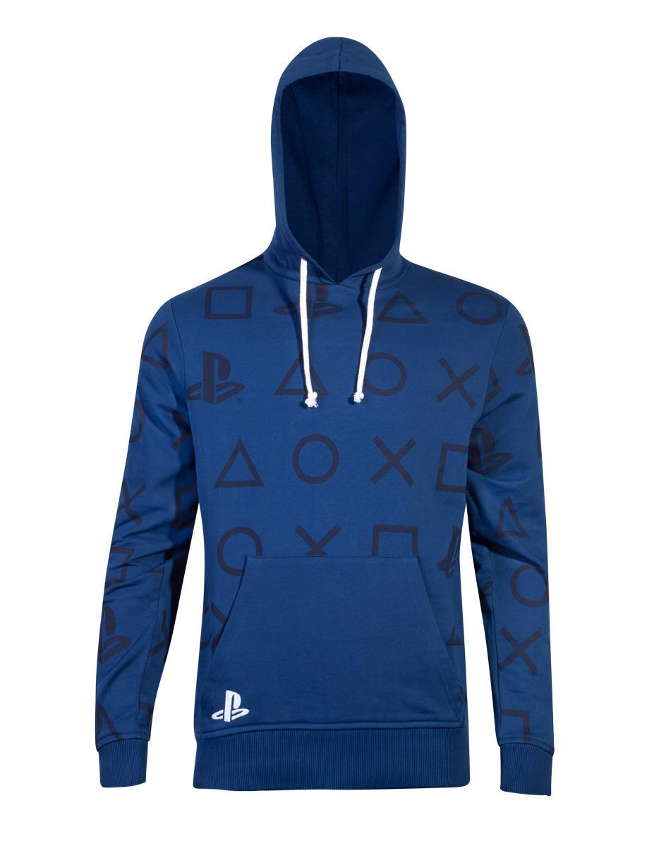 PLAYSTATION - AOP Icon Hoodie (M)