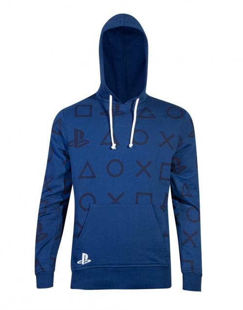 PLAYSTATION - AOP Icon Hoodie (S)