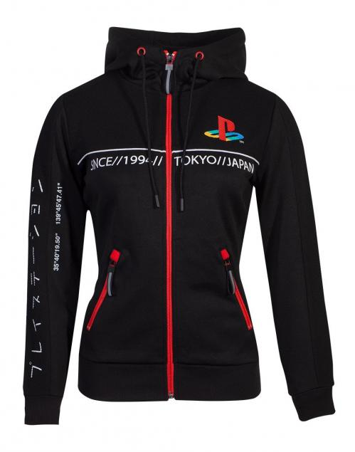 SONY - Playstation - Hoodie - Femme - Tech - (S)