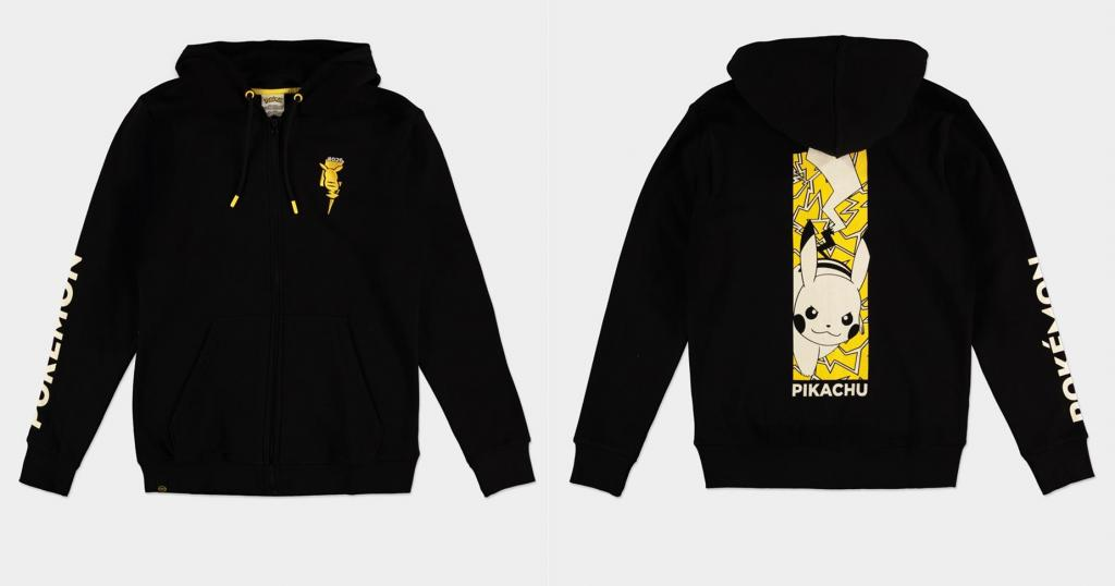 POKEMON - Attacking Pika! - Hoodie homme (S)_1
