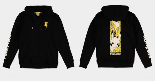 POKEMON - Attacking Pika! - Hoodie homme (S)
