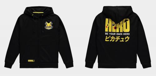 POKEMON - Olympics Pikachu - Hoodie homme (S)