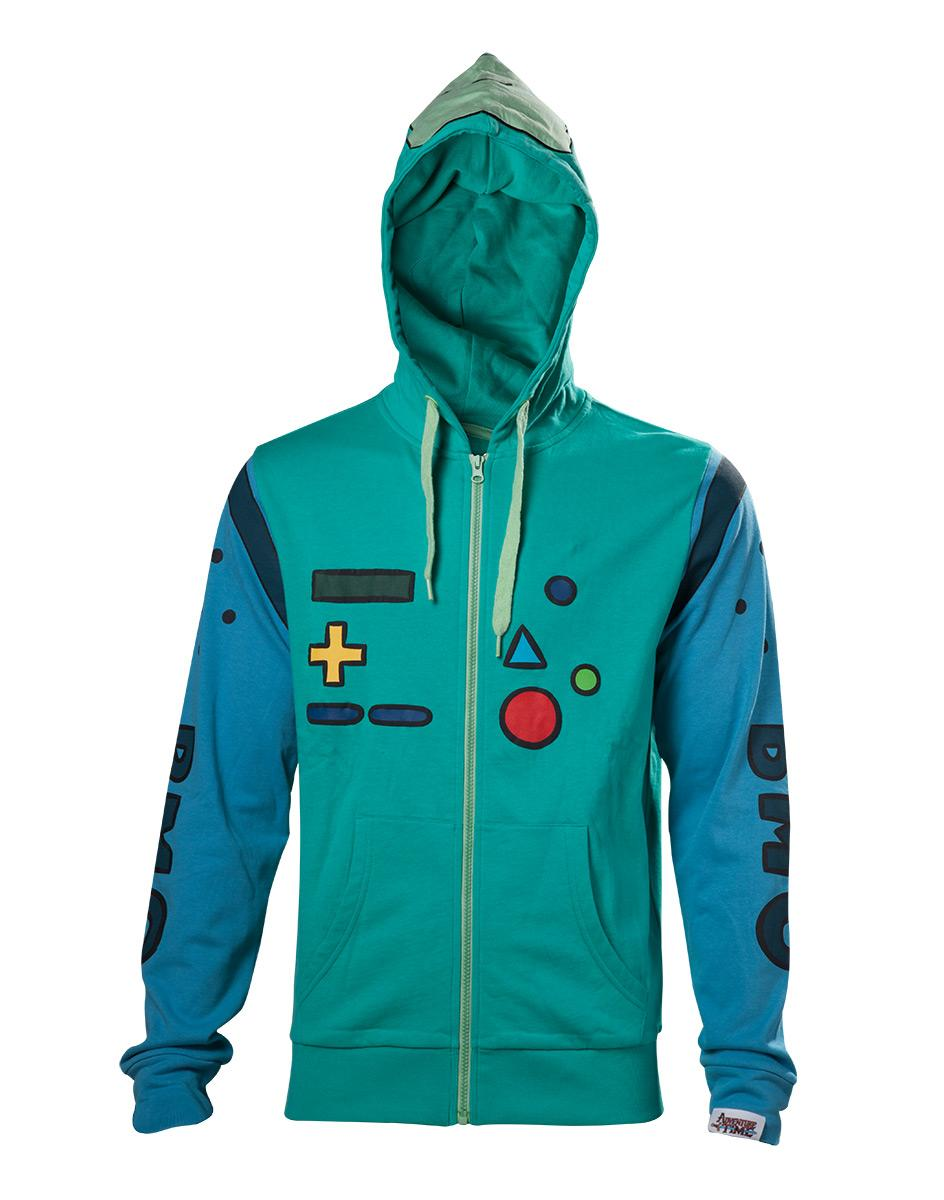 ADVENTURE TIME - BMO Inspired Cosplay Hoodie (L)_1