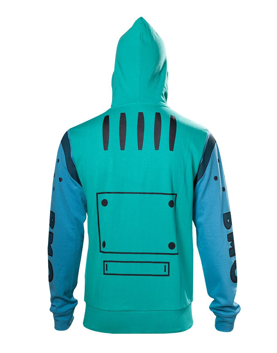 ADVENTURE TIME - BMO Inspired Cosplay Hoodie (L)_2