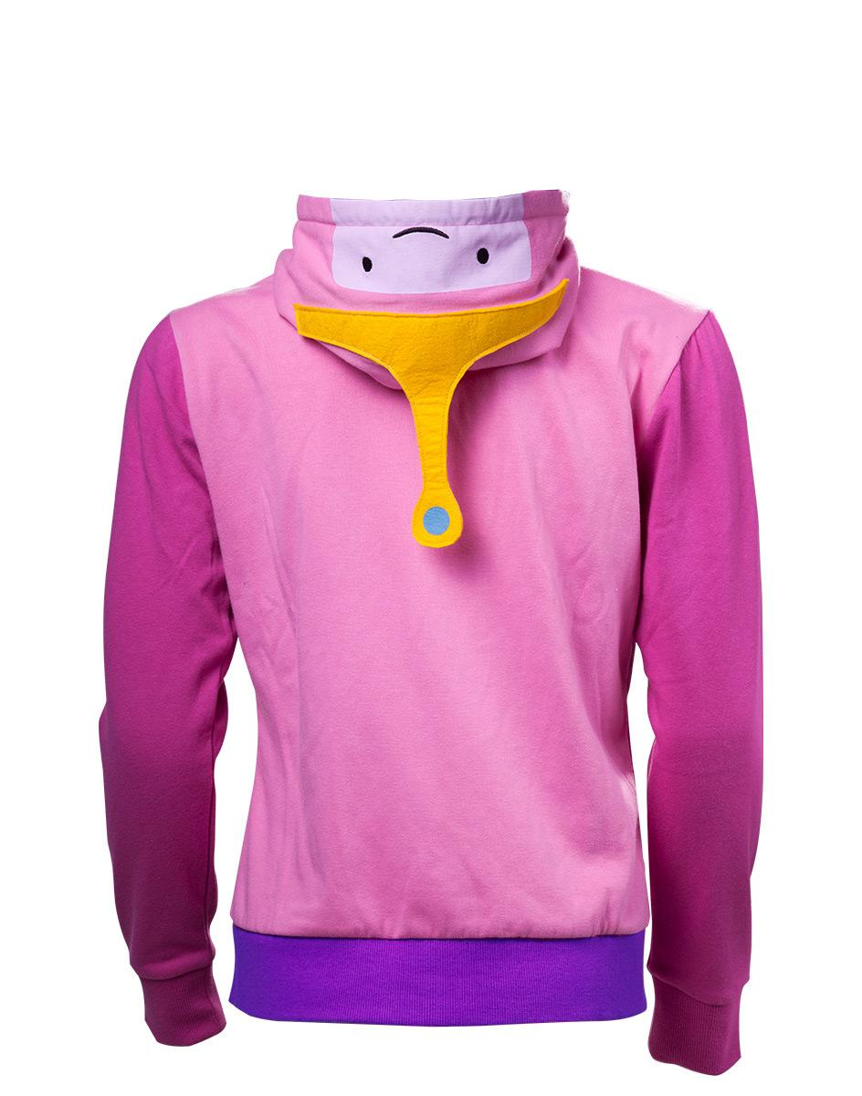 ADVENTURE TIME - Princess Bubblegum Inspired Cosplay Hoodie (L)_2