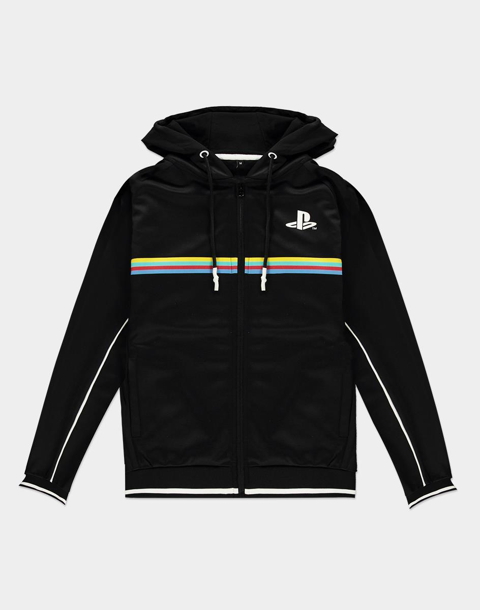 PLAYSTATION - Color Stripe - Hoodie homme (S)_1