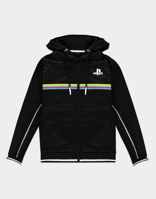 PLAYSTATION - Color Stripe - Hoodie homme (S)