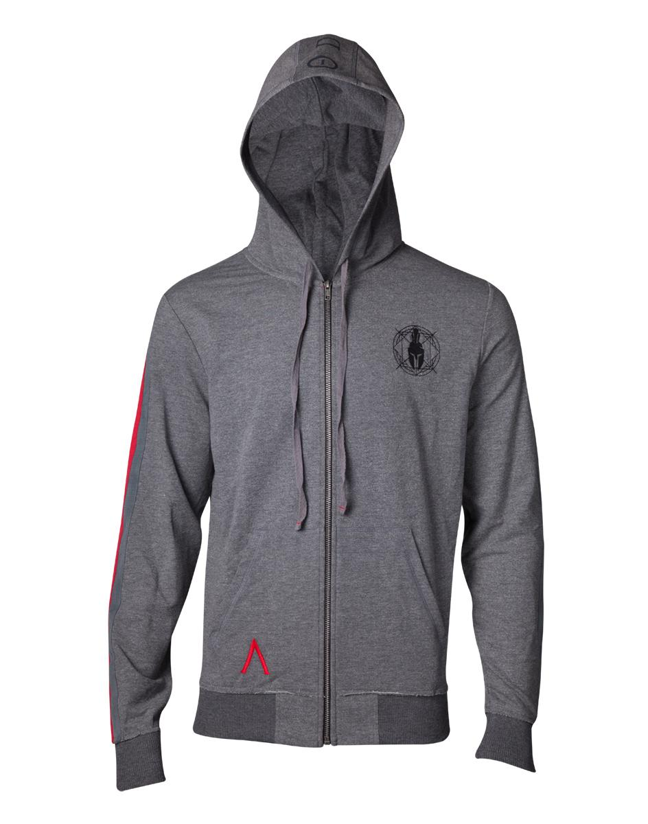 ASSASSIN'S CREED ODYSSEY - Taped Sleeve Hoodie's (S)