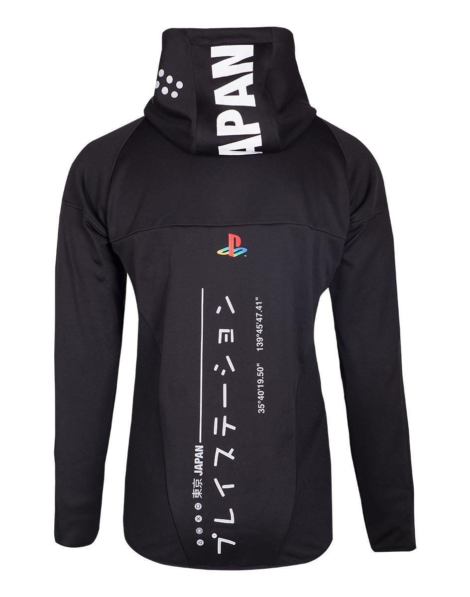 SONY - Playstation - Hoodie - Homme - Tech19 - (S)_3