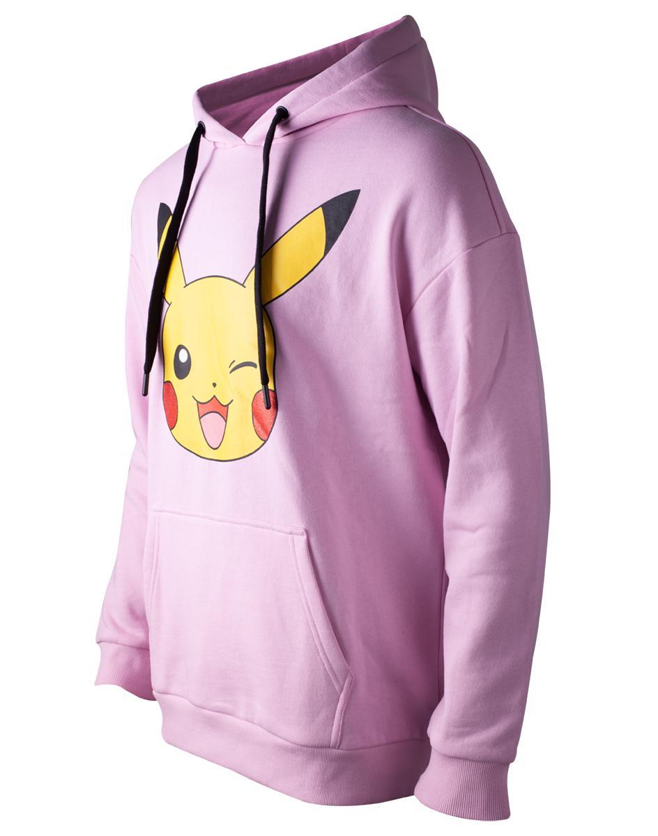 POKEMON - Pikachu - Hoodie Femme (L)_2