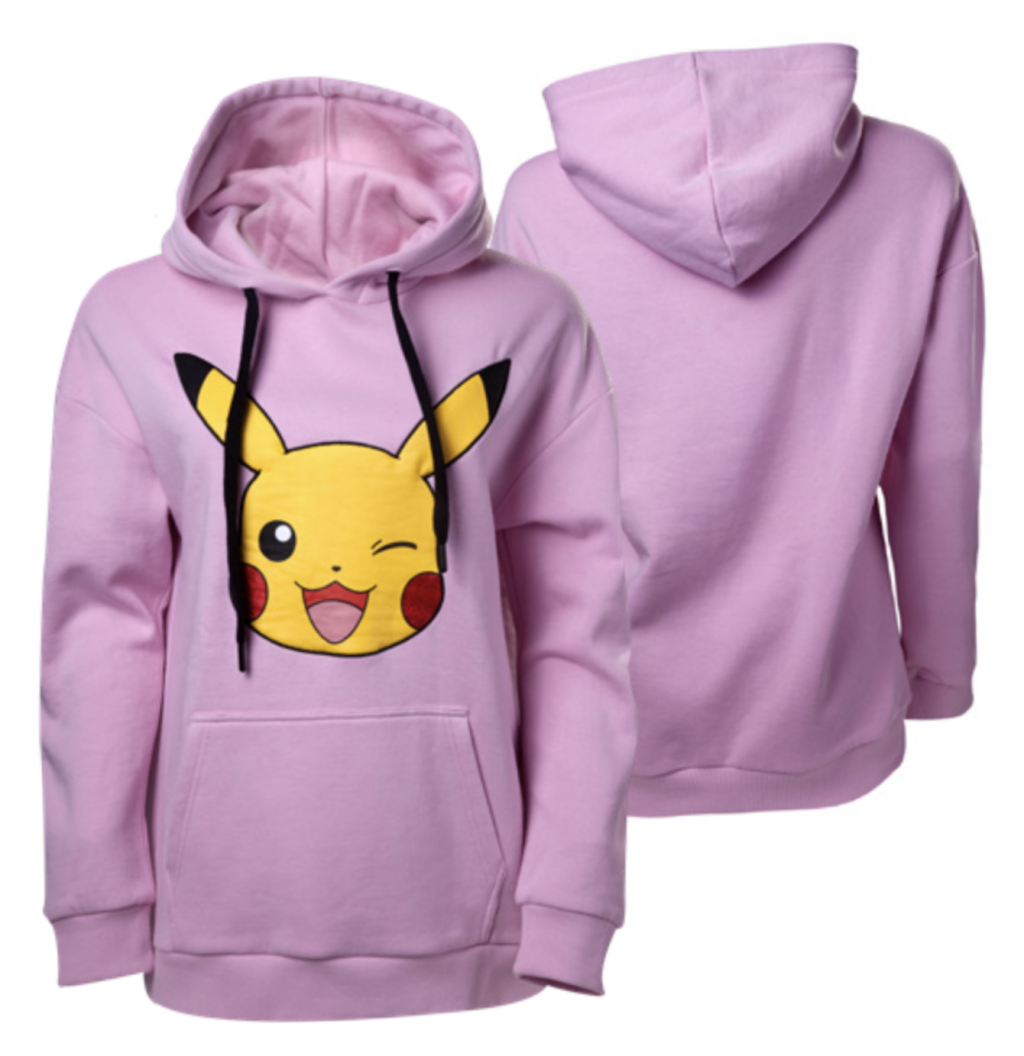 POKEMON - Women's Sweatshirt - Pikachu (L)_2