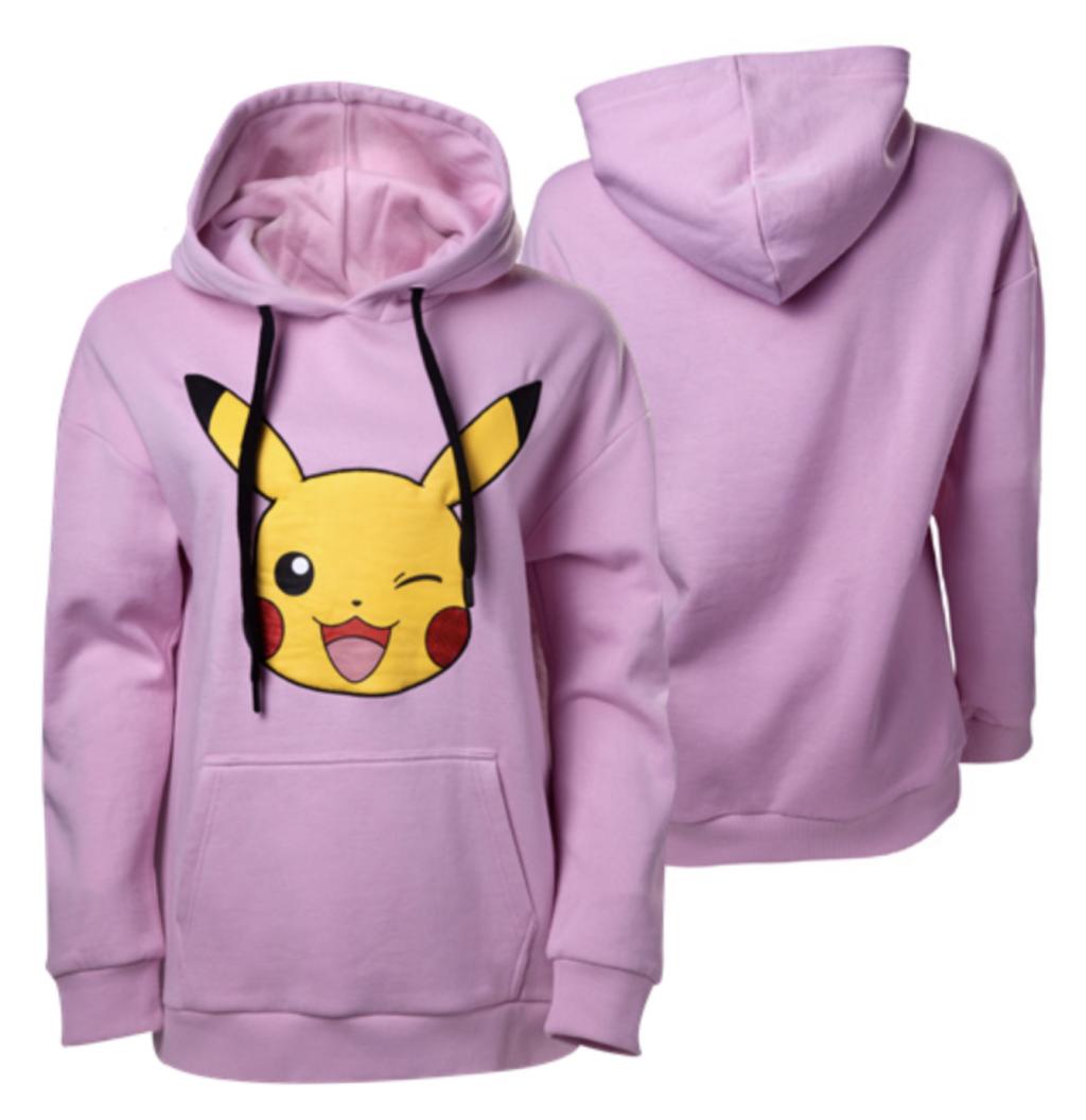POKEMON - Women's Sweatshirt - Pikachu (M)_2