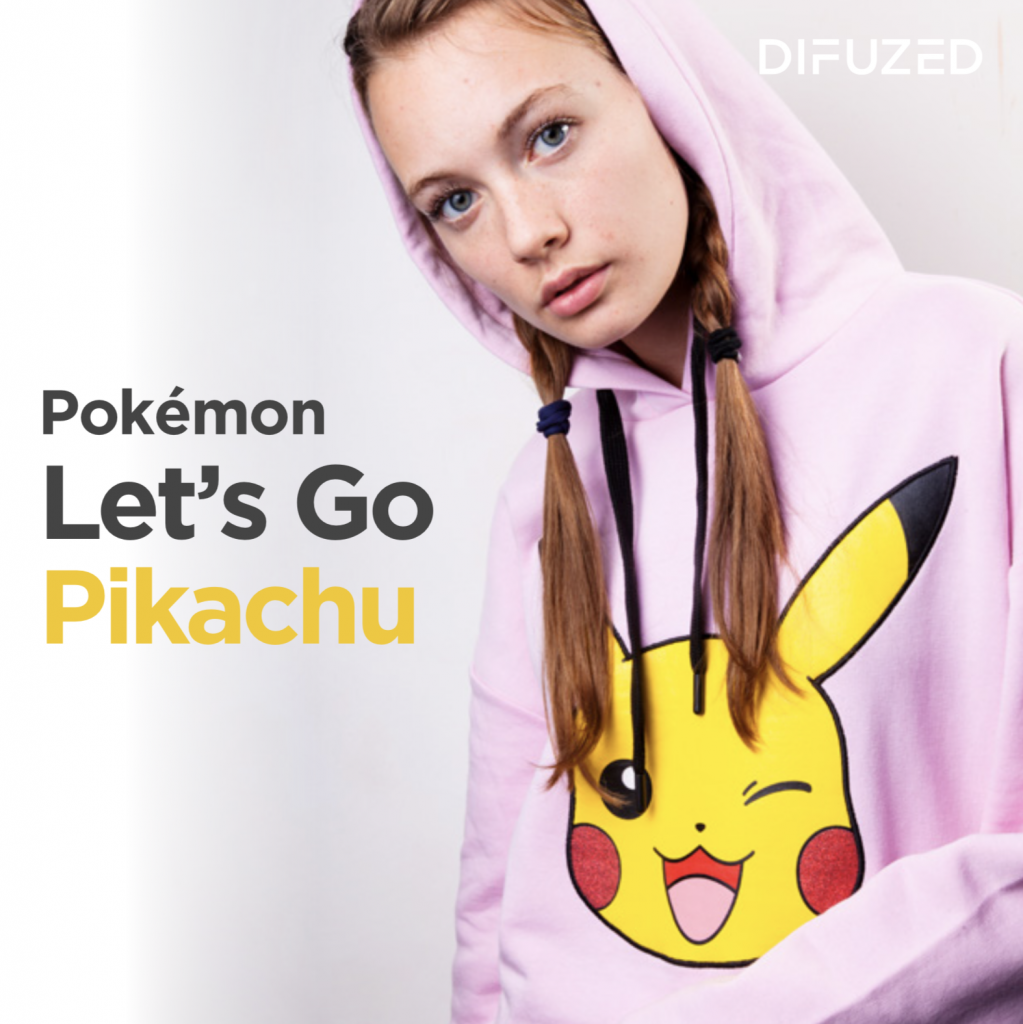 POKEMON - Women's Sweatshirt - Pikachu (L)_3