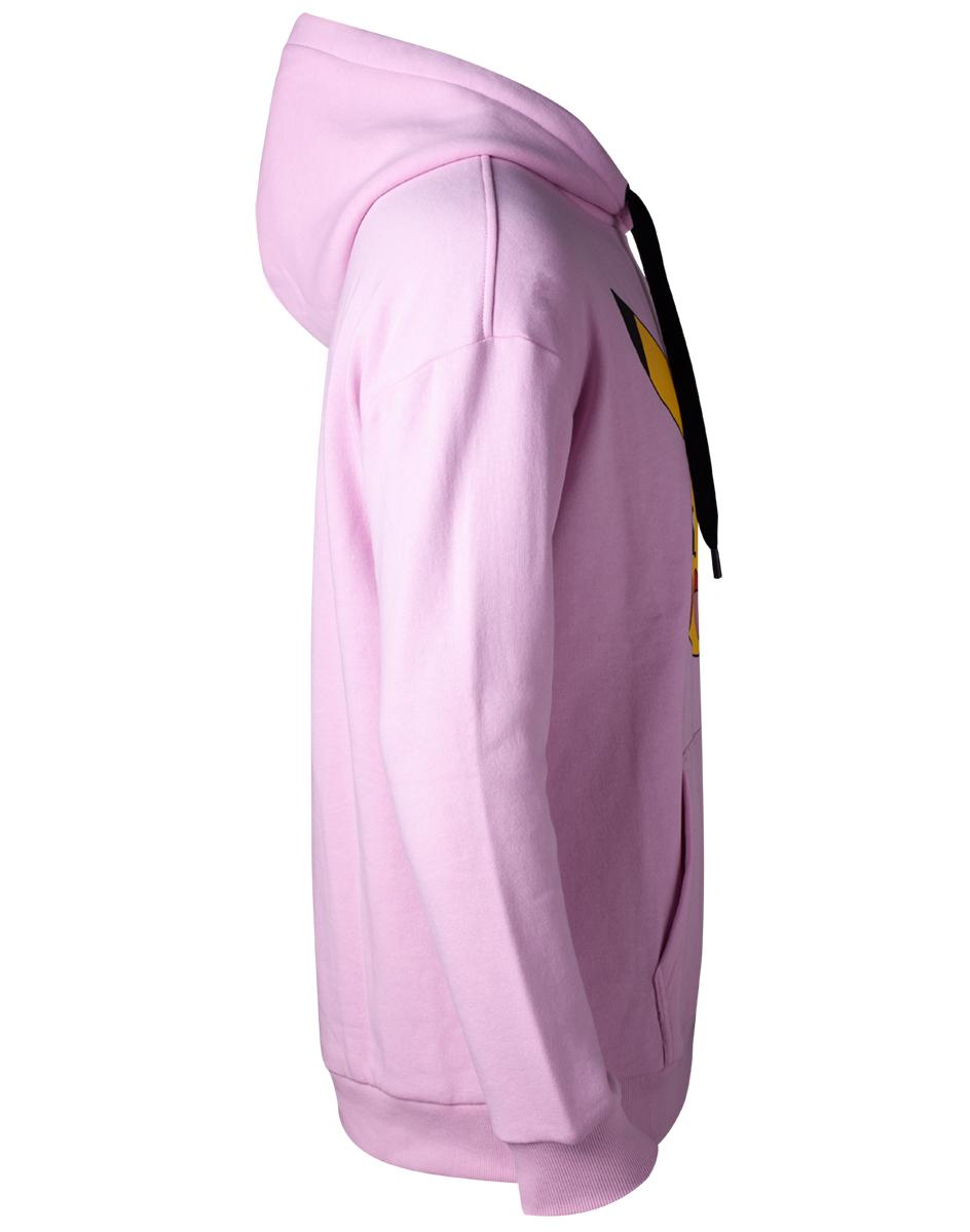 POKEMON - Pikachu - Hoodie Femme (L)_4