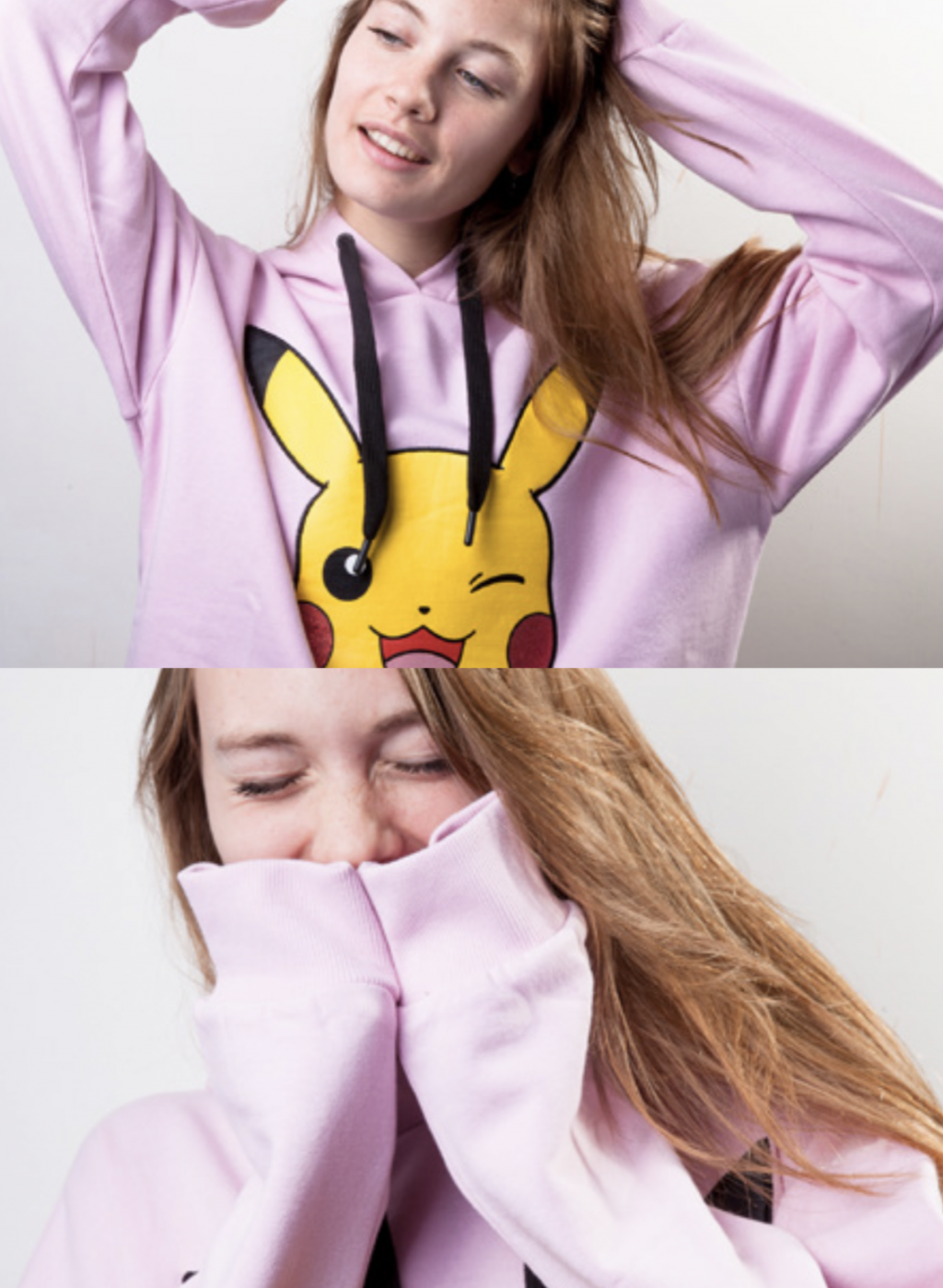 POKEMON - Women's Sweatshirt - Pikachu (L)_4