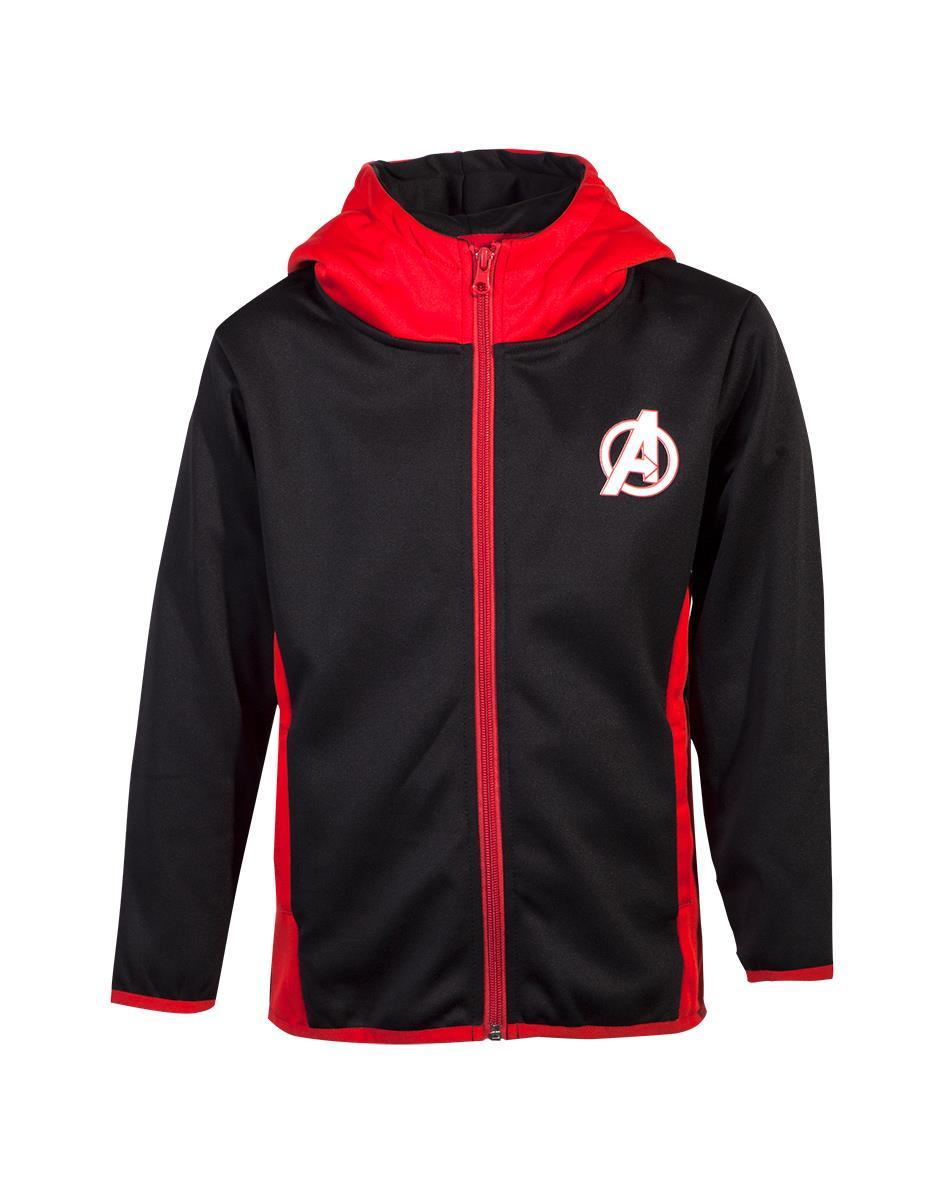 MARVEL - Avengers Teq Hoodie KIDS (98/104)