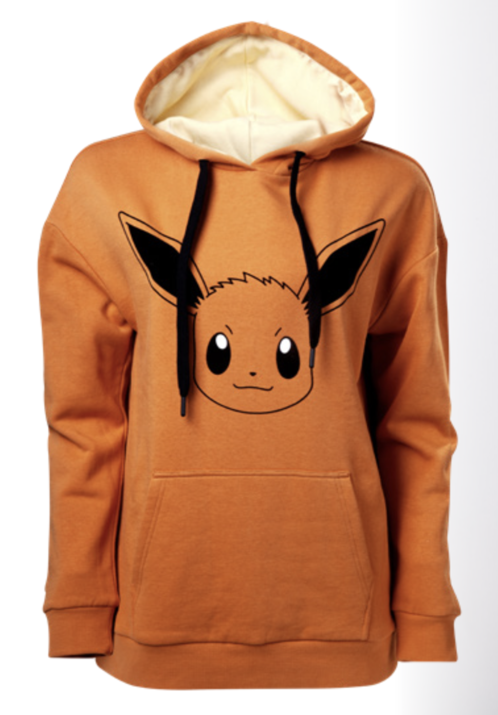 POKEMON - Eevee Brushed Cotton Women's Sweater (L)