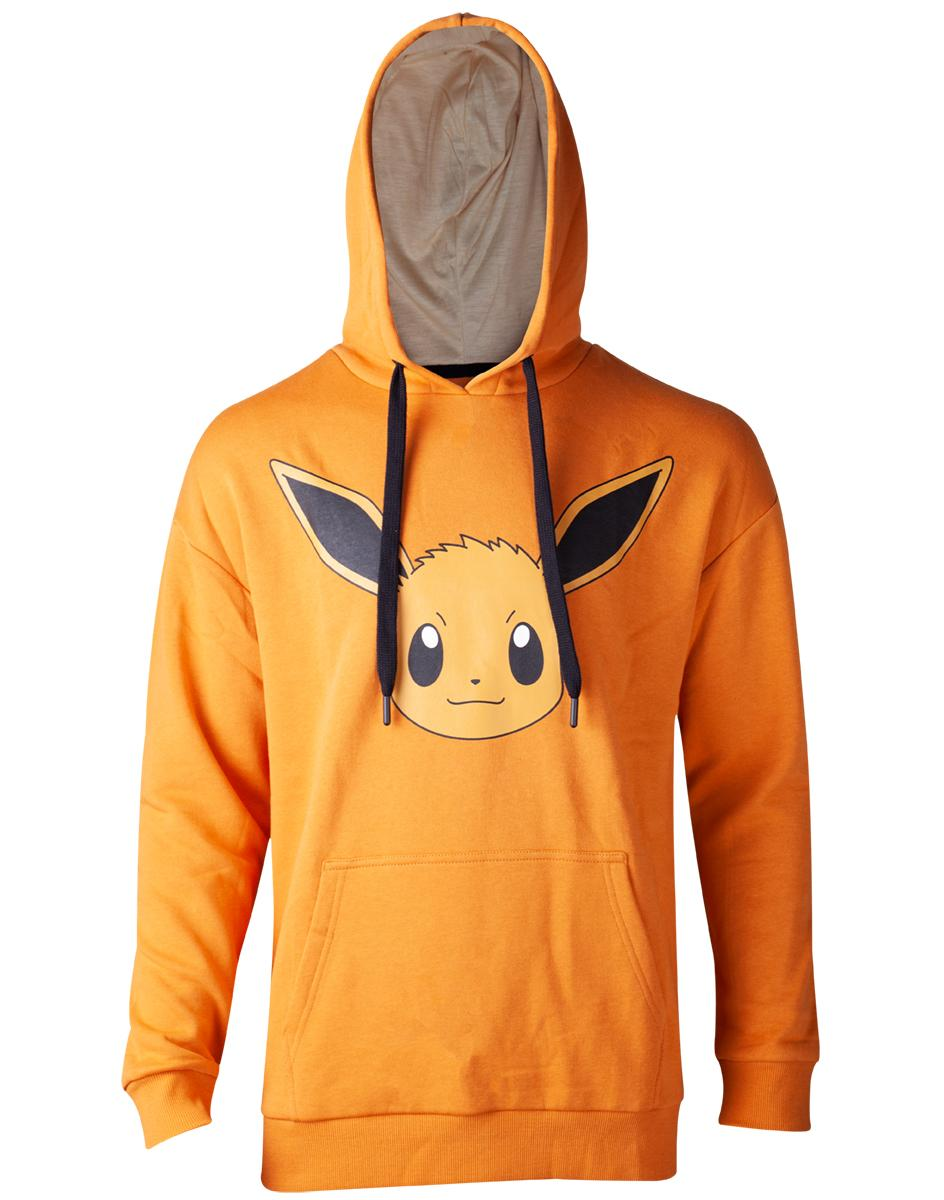 POKEMON - Eevee Brushed Cotton Women's Sweater (L)_3