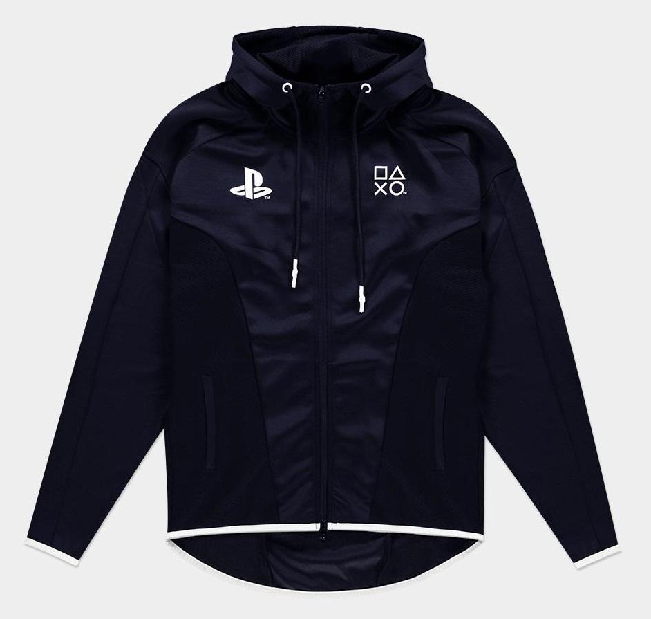 PLAYSTATION - Black & White TEQ - Hoodie homme (S)_1