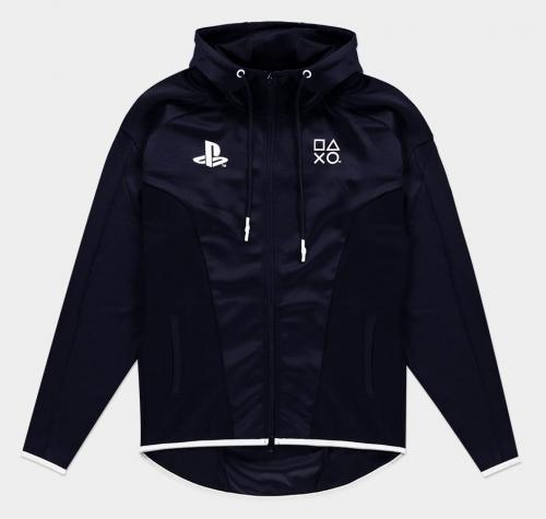 PLAYSTATION - Black & White TEQ - Hoodie homme (S)