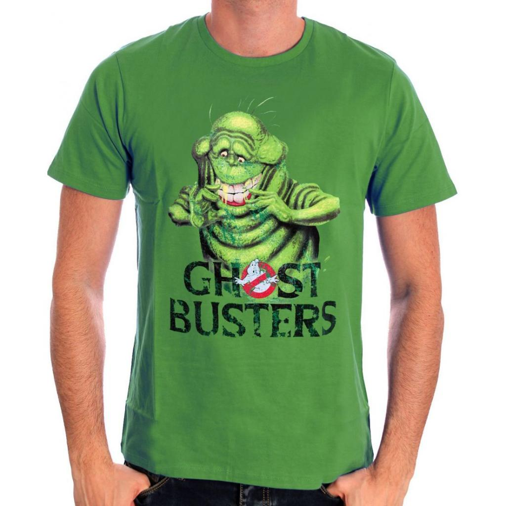 GHOSTBUSTERS - T-Shirt Slymer (L)