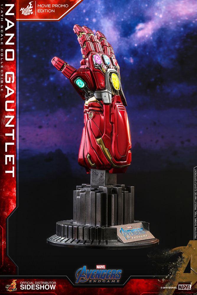 MARVEL - Avengers Endgame - Réplique 1/4 - Nano Gauntlet - 19cm_5