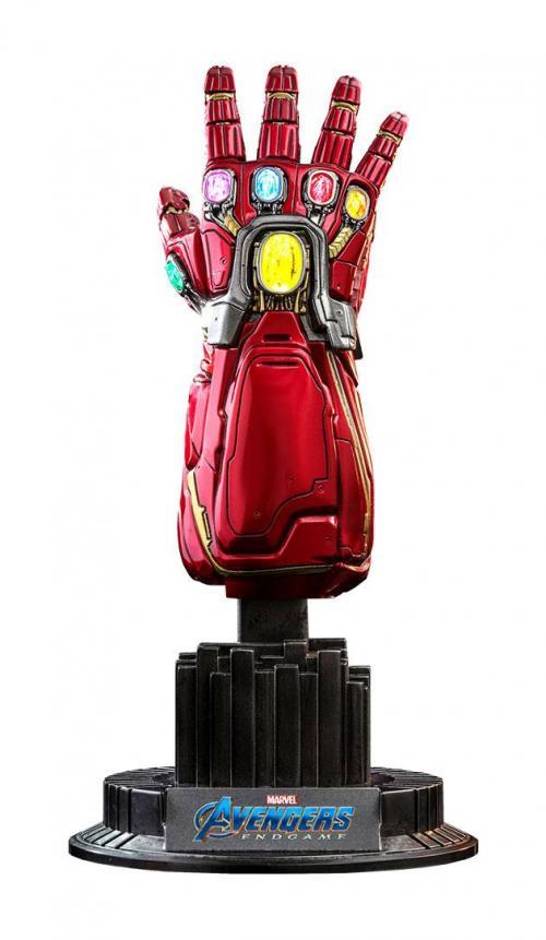 MARVEL - Avengers Endgame - Réplique 1/4 - Nano Gauntlet - 19cm