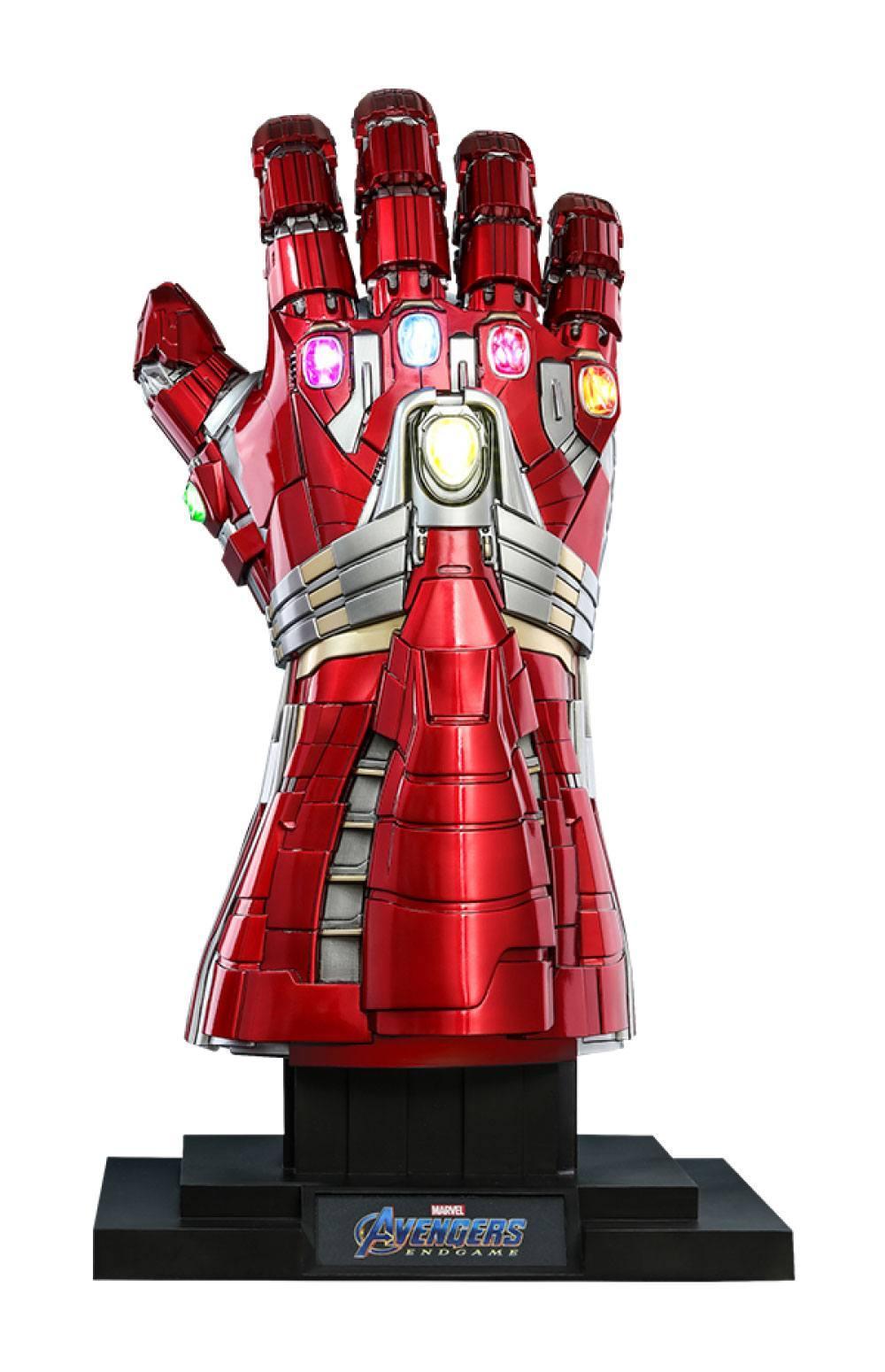MARVEL - Réplique Life-Size Masterpiece - Nano Gauntlet Hulk Ver. 71cm_1