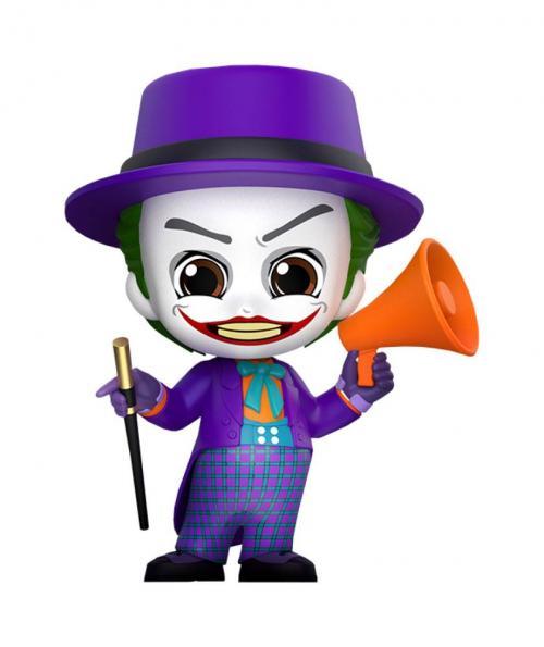 DC COMICS - Cosbaby Joker 1989 - Figurine 12cm